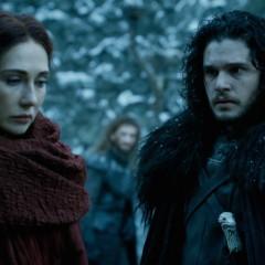 ¿Huirá Melisandre en Rocadragón ante la llegada de Jon?