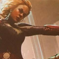 Capitana Marvel es la principal novedad de Marvel en Comic Con
