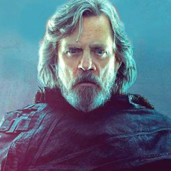 Star Wars: Luke Skywalker es villano según el póster