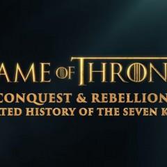 La historia animada de Juego de tronos como extra del DVD