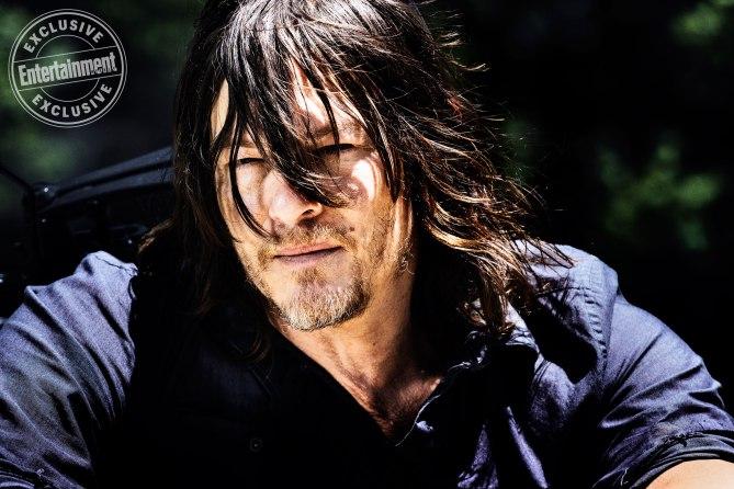 Daryl irá un poco por libre esta temporada, pero eso no evitará que se involucre en la guerra contra Negan