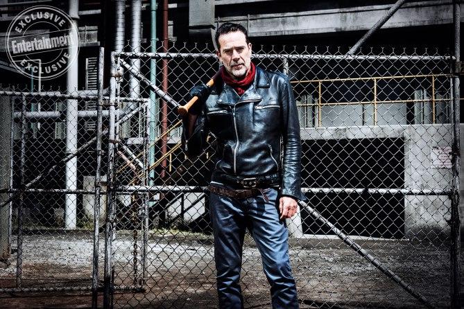 Negan tendrá un peso esencial en todo lo que veremos en lo nuevo de The Walking Dead