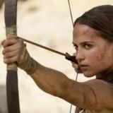 """Tráiler y póster oficiales de """"Tomb Raider"""" de Alicia VIkander"""