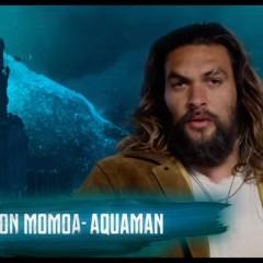 Termina el rodaje de Aquaman