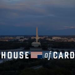 House of cards terminará el 2 de noviembre