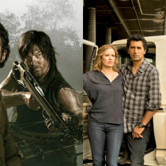 Habrá crossover de The Walking Dead y Fear The Walking Dead