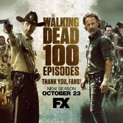 The Walking Dead: Greg Nicotero habla del capítulo 100