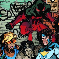 Marvel busca una nueva cadena para New Warriors