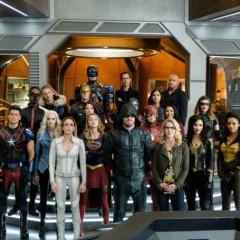 Argumento y fotos del mega-crossover DC en CW