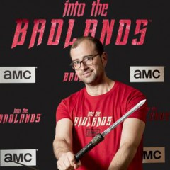 Paco Cabezas es ahora director/productor en Into the badlands