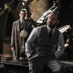 Nuevas imágenes de Animales fantásticos 2: ¡Dumbledore!