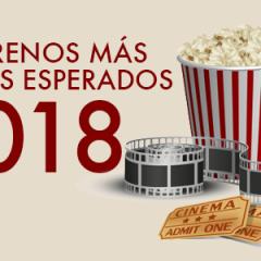 Los estrenos de cine más esperados del 2018