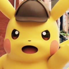 La película de imagen real Detective Pikachu llegará en 2019