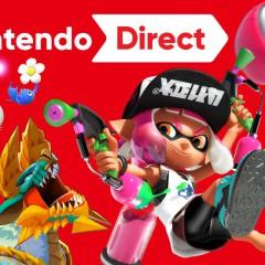 Nintendo Switch presenta su nueva tanda de juegos