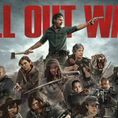 The Walking Dead es renovada por una novena temporada