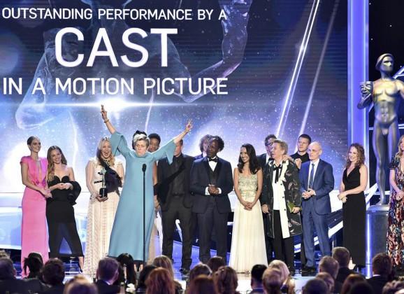 Palmarés de los Premios de la Unión de Actores (SAG) 2018