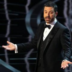 Trump y Weinstein, co-protagonistas del discurso de Jimmy Kimmel