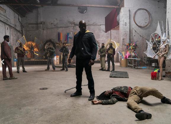 Netflix sigue para bingo y cancela también Luke Cage