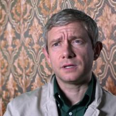 Martin Freeman comenta una posible 5ª tanda de Sherlock