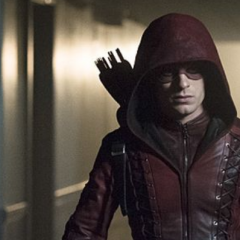 Arrow: Colton Haynes vuelve como regular