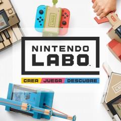 Nintendo Labo duplica las ventas de God of War en Japón