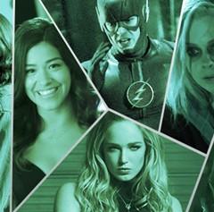 ¡La CW renueva 8 de sus series!