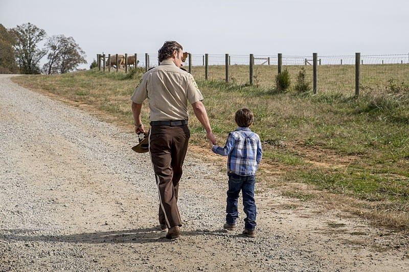 Rick Carl paseo