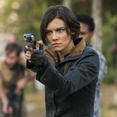 Lauren Cohan estará en la 9ª de The Walking Dead