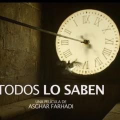 La española Todos lo saben abrirá el Festival de Cannes 2018