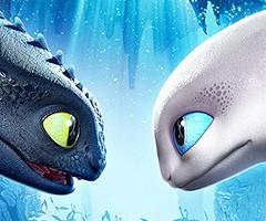 Cómo entrenar a tu dragón 3: primer póster oficial