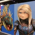 Como entrenar a tu dragon 3 astrid 2