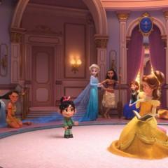 Ralph Rompe Internet: Vanellope y las Princesas Disney