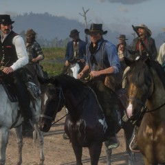 Red Dead Redemption 2 fija su lanzamiento el 26 de octubre