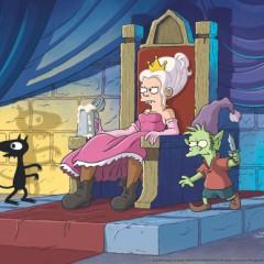 Des(encanto), la serie de Matt Groening, llega a Netflix el 17 de agosto