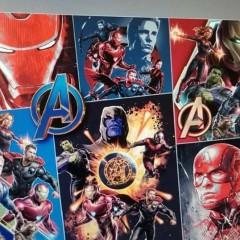 Marvel: filtrado concept art de 'Avengers 4′