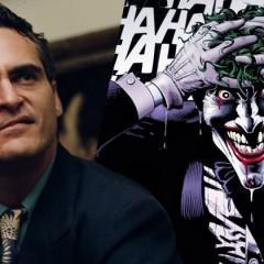 El Joker de Joaquin Phoenix ya es una realidad