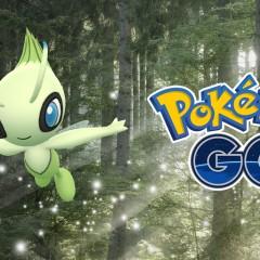 Celebi aterriza en Pokémon Go!