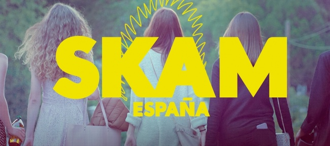 SKAM (Espa&ntildea) 1x01 Espa&ntildeol Disponible