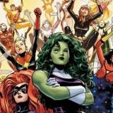 ABC quiere realizar una nueva serie Marvel enfocada en superheroínas