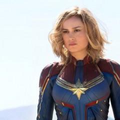 Capitana Marvel se presenta al mundo