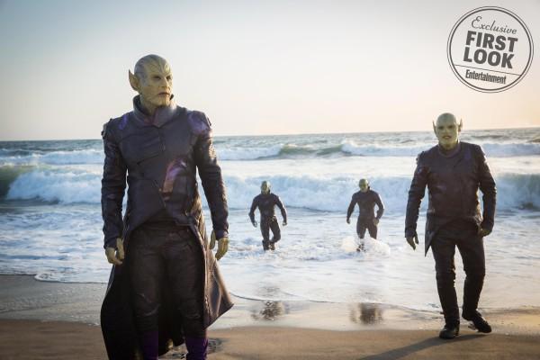 Llegan los Skrulls