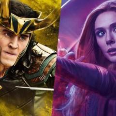 Disney Play prepara series de televisión de Loki y Bruja Escarlata