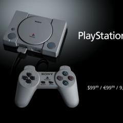 PlayStation Classic, la sorpresa de Sony con 20 juegos de la generación