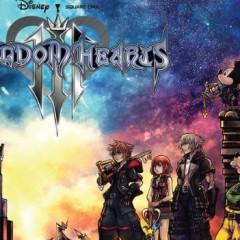 Kingdom Hearts 3, tráiler con Big Hero 6 y portada del videojuego