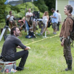 Andrew Lincoln quiere dirigir The Walking Dead