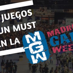 Madrid Games Week, una larga lista de exclusivos