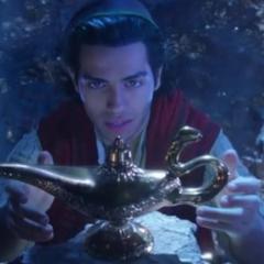 Primer teaser tráiler del live-action de 'Aladdin'