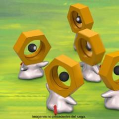 Meltan llegará en invierno a Pokémon Go!