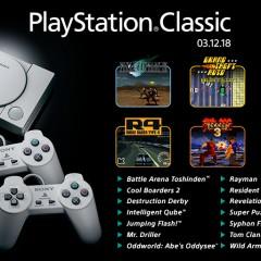 Playstation Classic: lista definitiva de sus 20 juegos