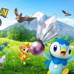 Pokémon Go! introduce la polémica Piedra Sinnoh
